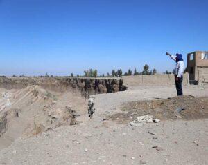 FOTOS. En 15 días resolverán declaratoria de emergencia en Majes por deslizamientos