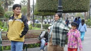 Senamhi advierte que Arequipa continuará soportando bajas temperaturas