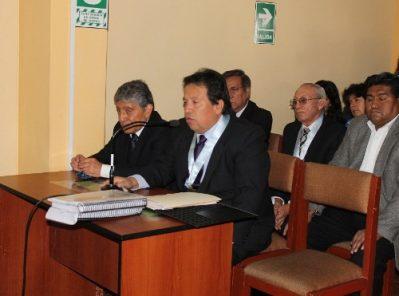 """Procuraduría pidió reparación de 50 millones a involucrados en caso """"Arequipa – La Joya"""""""