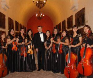 Orquesta Sinfónica de Arequipa tocará con director y pianista polacos