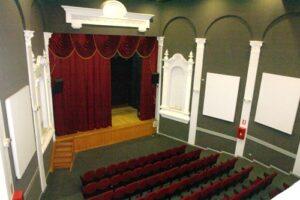 Reabrirán teatro Ateneo luego de culminarse trabajos de puesta en valor