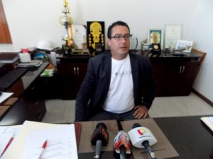 AUDIO. Vacado alcalde de Mariano Melgar acusa a regidores de corrupción mediante audios