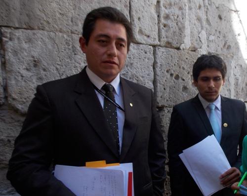 Subgerente de Promoción de Empleo de la Gerencia Regional de Trabajo, Juan Carlos Vásquez Cárdenas.