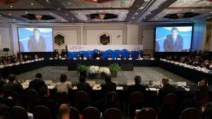 A menos de 24 horas del inicio del foro APEC, se ultiman preparativos en Arequipa