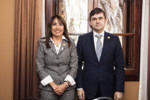 Perú y Rusia buscan fortalecer el intercambio comercialtras reunión de APEC en Arequipa
