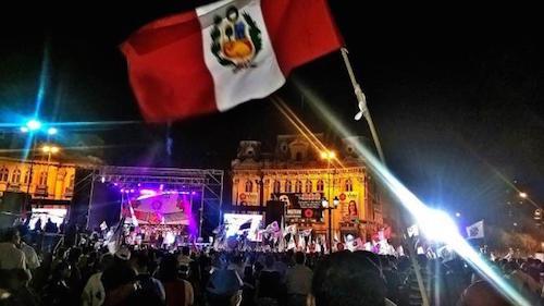 segunda vuelta Perú