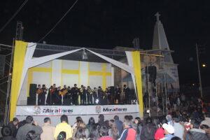 En Miraflores se realizaron actos especiales por Festividad de la Virgen de Chapi