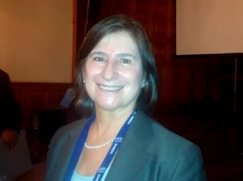 Superintendente del SUNEDU, Lorena Masías.