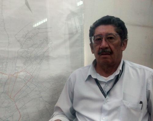 Arquitecto del Sistema Integrado del Transporte (SIT), César Durand Arróspide.