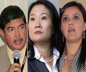 La negativa de Keiko Fujimori a asistir al debate organizado por la Mancomunidad Regional del Sur