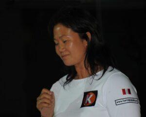 Keiko Fujimori cae 6 puntos en preferencia electoral Sur por negativa a debatir con PPK en Arequipa