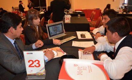 Tercera rueda de negocios MyPerú se realizará en la ciudad de Arequipa