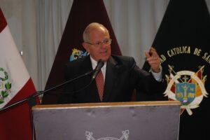 Ministerio de Apoyo a las Regiones y Sistema Nacional Anticorrupción ofrece crear Pedro Pablo Kuzcynski