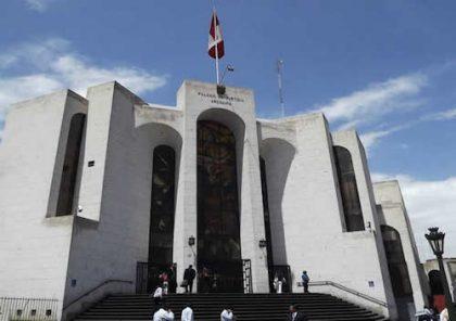 Trabajadores del Poder Judicial protestan porque tienen jornadas de más de 8 horas