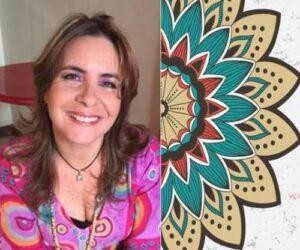 Carla Gilardi presentará libro de Mandalas