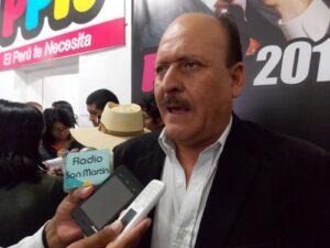 """VIDEO. """"Muerte civil para funcionarios corruptos"""", anunció congresista electo Vizcarra"""