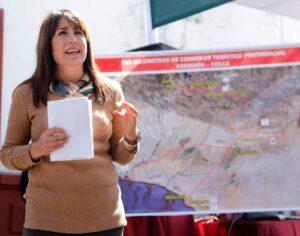Ponen en marcha Corredor Turístico Preferencial que recorre Arequipa, Colca Islay y Camaná