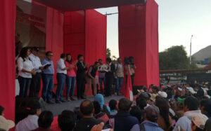 Presidente dio inicio a obras de carretera que integrará Arequipa, Moquegua y Tacna