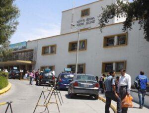 Hospital Honorio Delgado no atenderá consultorio externo por paro de 24 horas