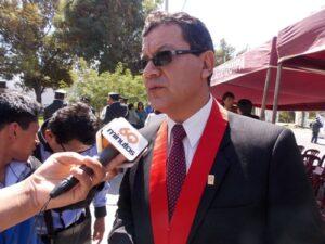 VIDEO. «Denuncias contra trabajadores del Poder Judicial se tratarán como cualquier otra»