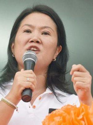 Keiko Fujimori justifica rechazo a debate en el sur «porque Yamila Osorio es cercana a Kuczynski»