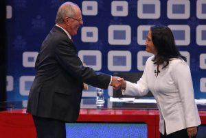 Debate final: afirmaciones falsas, engañosas, discutibles y verdaderas entre Fujimori y PPK