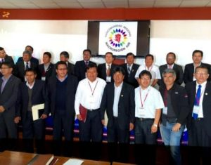Consejeros regionales de la Mancomunidad Sur ratifican unión e inician proceso de formalización