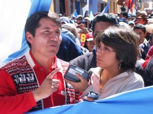 Directora de «El Búho» obtiene el premio al coraje periodístico 2016 de la IWMF