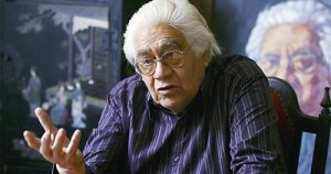 La última entrevista en Arequipa a Oswaldo Reynoso