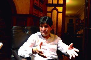 A 100 días de gestión, Rector UNSA habla de sus planes