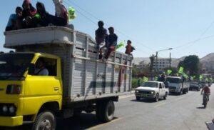 Marchan desde Cocachacra a El Fiscal en segundo día de paro contra Tía María