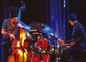 Trío de Jazz Eden Bareket: ensamble de lo fugaz