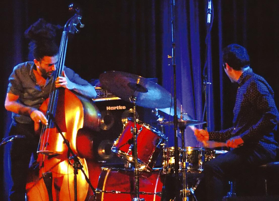trio Jazz Eden Bareket