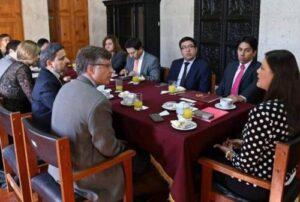 Yamila Osorio se reunió con comisión del FMI para tratar sobre proyectos de inversión