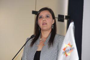 VIDEO. Yamila Osorio a Keiko Fujimori: no me utilice como pretexto para rechazar debate en Arequipa
