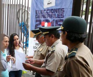 PNP capturó a 120 requisitoriados en Arequipa durante proceso electoral