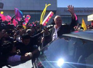 Pedro Pablo Kuzcynski llegó a Arequipa y prepara mitin de cierre de campaña