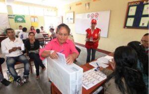 Caso de suplantación en elecciones será visto por juzgado de Chivay