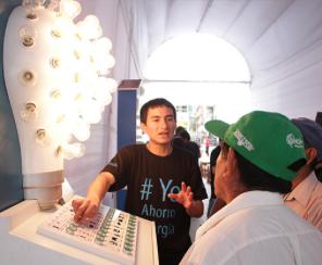 «Túnel de la energía» permitirá ahorrar consumo de electricidad en Arequipa