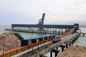 Puerto de Matarani exportará la mitad del cobre que se produce en el Perú