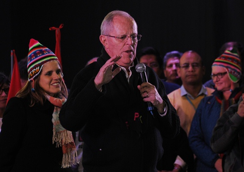PPK y su plancha presidencial cerraron campaña en Arequipa