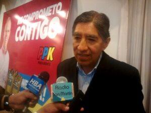 """""""Si PPK llega al poder el tema anticorrupción será prioritario», dice ex fiscal Avelino Guillén"""