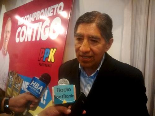 Asesor anticorrupción de PPK, Avelino Guillén Jáuregui.