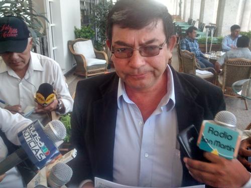 Regidor de Mariano Melgar, Alejandro Nuñez Carpio.