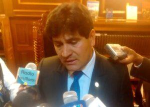 VIDEO. Rector UNSA espera resultados ONPE para presentar Agenda para Desarrollo