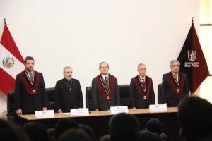 Universidad San Pablo cumplió 19 años de creación