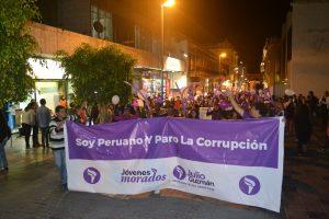 Julio Guzmán anuncia que recolectará firmas para su partido «morado» en Arequipa