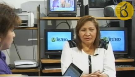 VIDEO. Ana María Choquehuanca agradece votación del Sur y apoyo de Mendoza
