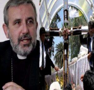 Arzobispo Javier Del Río critica y pide suspensión de fiestas patronales
