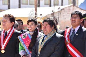 FOTOS. Consejo Regional declara de interés para la región carretera en Caylloma